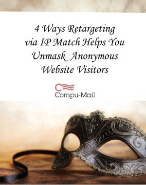 4 Ways Retargeting via IP Match Helps You Unmask Anonymous Website Visitors