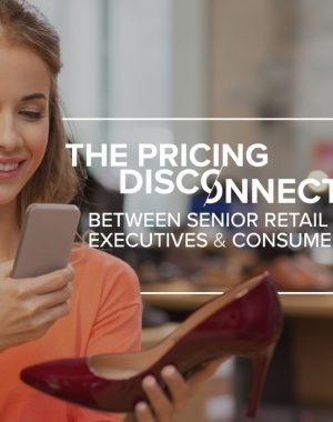 The Pricing Disconnect Between Senior Retail Executives and Consumers